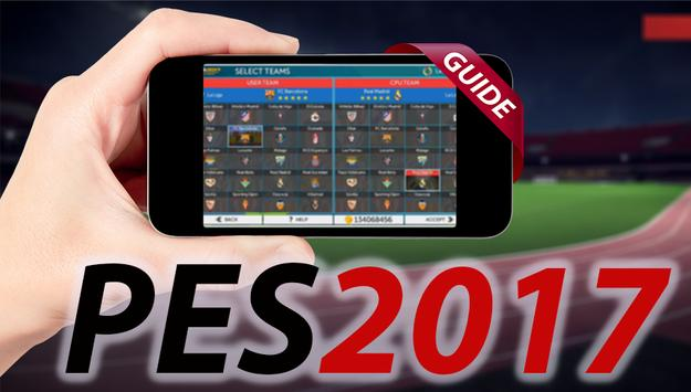 NEW PES 17 TIPS apk screenshot