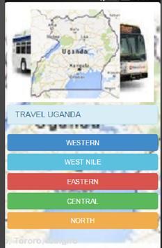 Travel Ug poster
