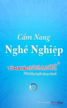 Cẩm Nang Nghề Nghiệp-tim viec poster