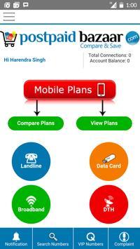 PostPaid Bazaar-Compare & Save apk screenshot