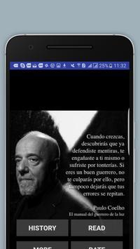 English Stories - Paulo Coelho poster