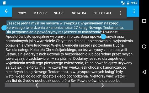 Literatura Biblijna apk screenshot