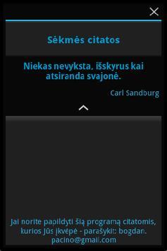 Citatos apk screenshot