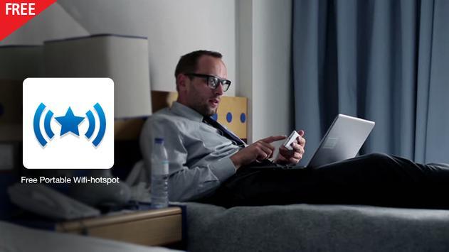 Free Portable Wifi-hotspot apk screenshot