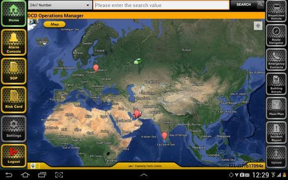 Dispatcher for Tablets apk screenshot