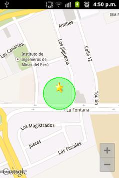 Aquí Estoy Movistar Manager apk screenshot