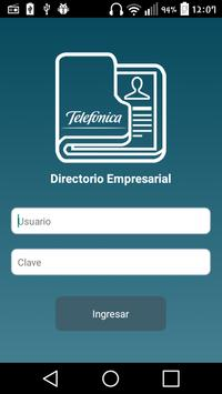 Directorio Empresarial apk screenshot