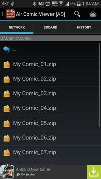 Air Comic Viewer [AD] apk screenshot