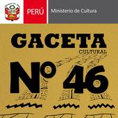 Gaceta Cultural del Perú N° 46 icon