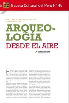 Gaceta Cultural del Perú N° 46 apk screenshot