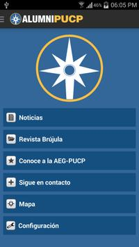 Alumni PUCP apk screenshot