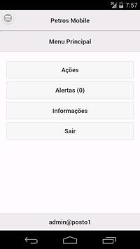 Petros Mobile apk screenshot
