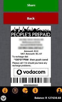 Prepaid Airtime & Electricity apk screenshot