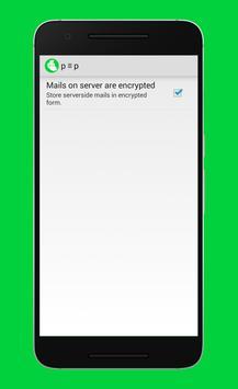 p≡p pretty Easy privacy apk screenshot
