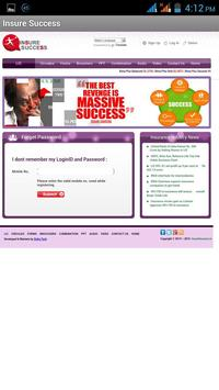 Insure Success apk screenshot