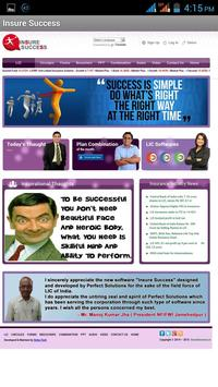 Insure Success poster
