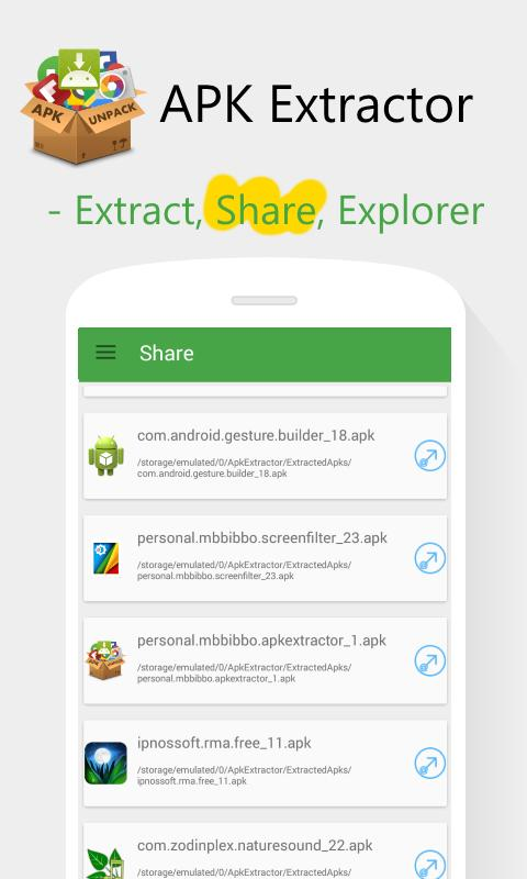 apk extractor apk free tools app for android apkpure