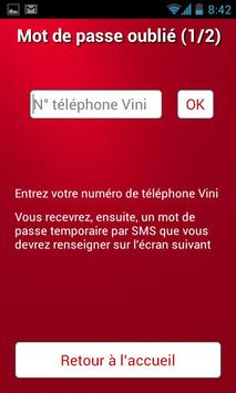 Vini Conso apk screenshot