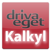 Driva Eget - Kalkyl icon