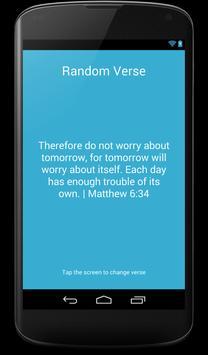 Random Bible Verses poster