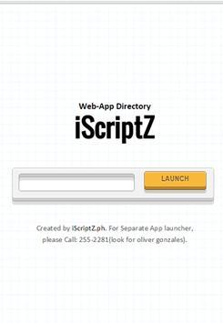 Web-App Directory poster