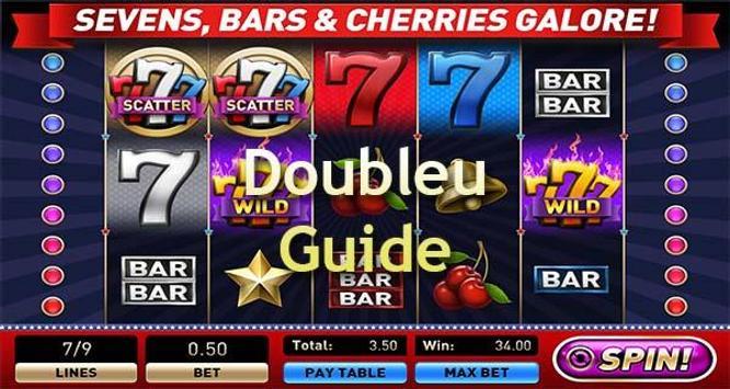 Guide for Doubleu Casino poster