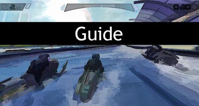 Guide for Riptide GP poster