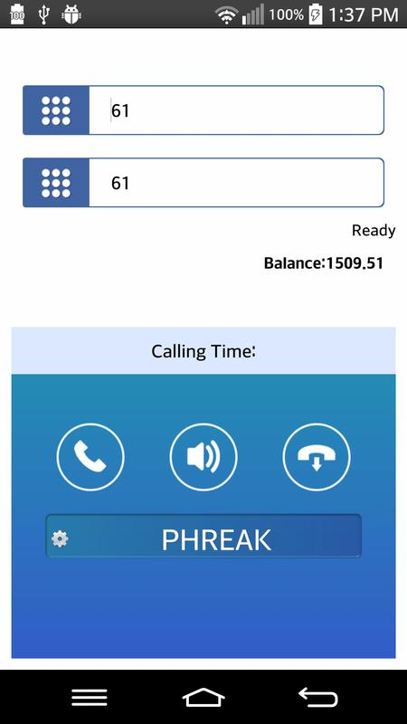 Caller id spoofer android app