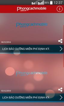 M Promotion apk screenshot