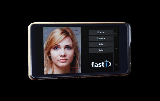 fastID HotApp poster