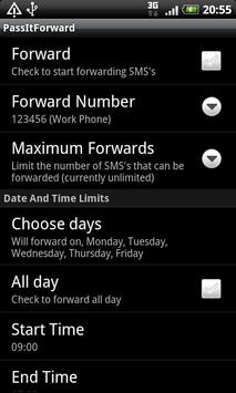 PassItForward apk screenshot