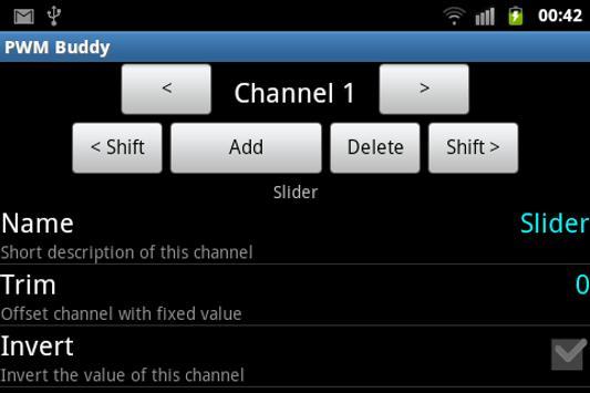 PWM Buddy apk screenshot