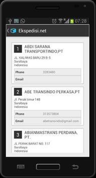Ekspedisi.net v2 apk screenshot