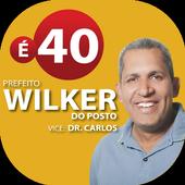 Wilker do Posto 40 icon