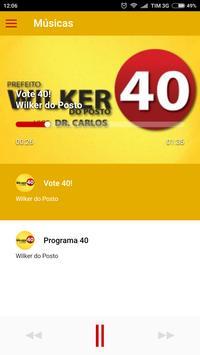 Wilker do Posto 40 apk screenshot