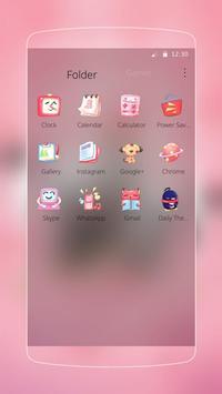 Pink Panda Love apk screenshot