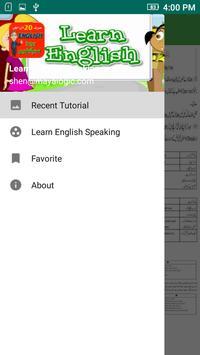 Learn English Speaking apk screenshot