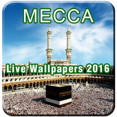 Mecca Live Wallpapers 2016 icon