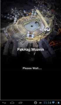 PakHajj Muavin poster