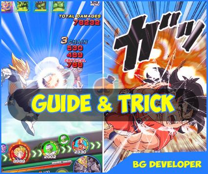 Guide DRAGON BALL Z DOKKAN apk screenshot
