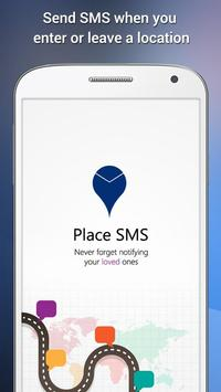 Place SMS poster