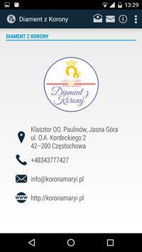Diament z Korony apk screenshot