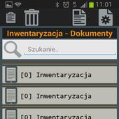 Mobilna inwentaryzacja icon