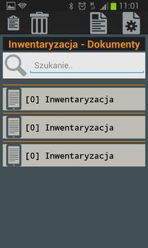 Mobilna inwentaryzacja apk screenshot