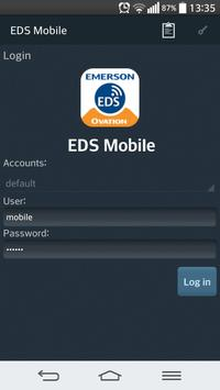 EDS Mobile poster