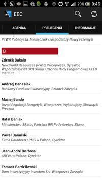 Europejski Kongres Gospodarczy apk screenshot