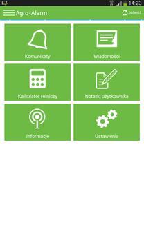 Agro-Alarm apk screenshot