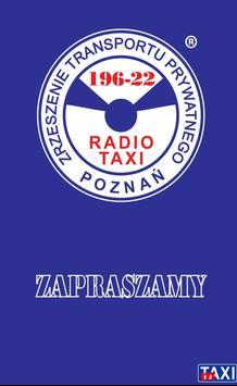 Taxi Poznań 61-19622 poster