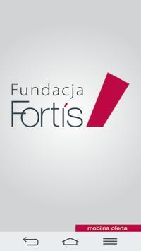 Fundacja Fortis poster