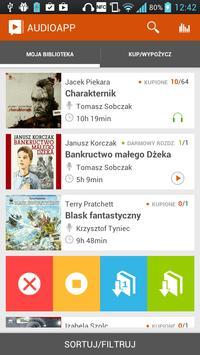 AUDIOAPP apk screenshot